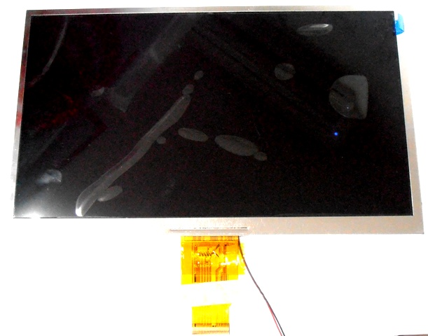 "DISPLAY TAB 10"" SL101DH21B01-E"