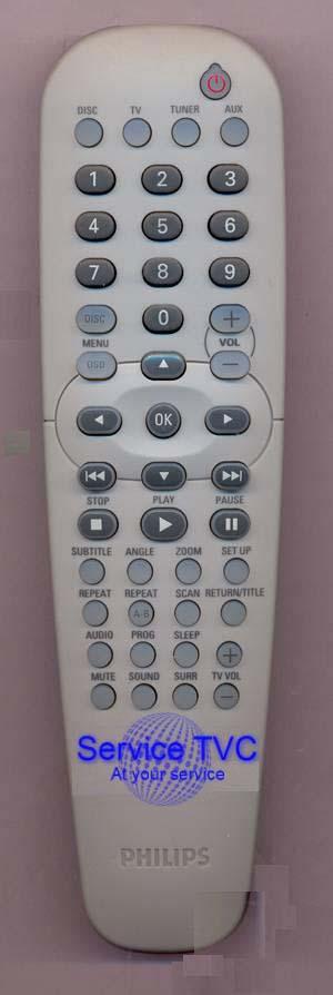 Telecomando philips 313923804751 service for Philips telecomando