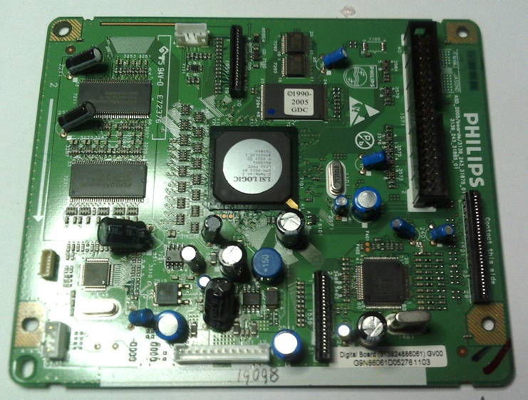 DIGITAL BOARD DVDR3305