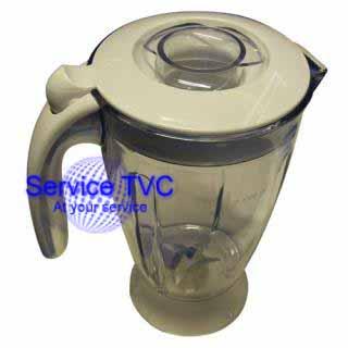 Bicchiere frullatore per essence philips 420303590560 service tvc video hi fi - Robot da cucina philips essence ...