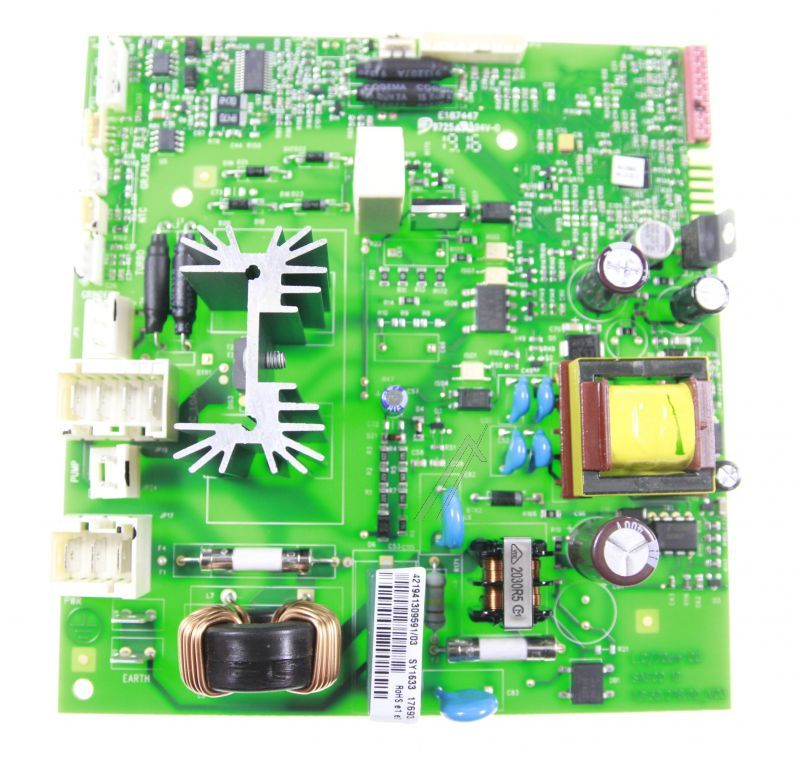 CPU+SW PH2100 V2 230V ASSY.