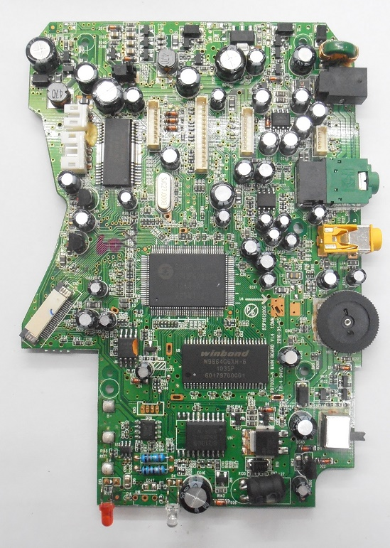 MAINBOARD PHILIPS PET
