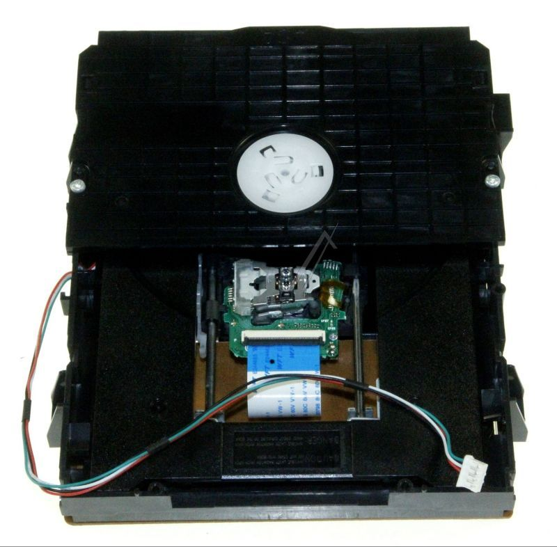 BLU-RAY LOADER MECHANISM