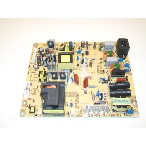 PWTV1GC1GAA5 BOARD PSU