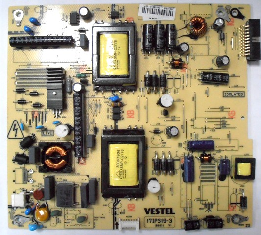 17IPS19-3 POWER SUPPLY PHILIPS VESTEL