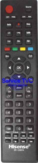 Er 22601a Telecomando Hisense Service Tvc Video Hi Fi Virtual Shop
