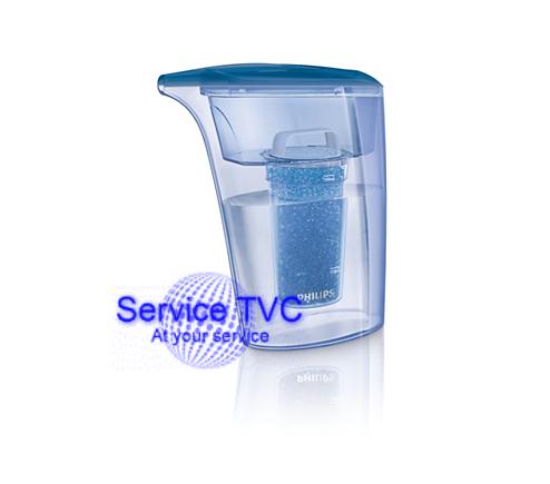 GC024/10 IronCare Caraffa Filtro decalcif. acqua ferri da stiro