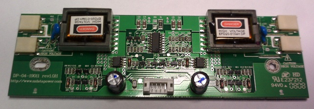 INVERTER BOARD ASS'Y DATA-04-19011BH