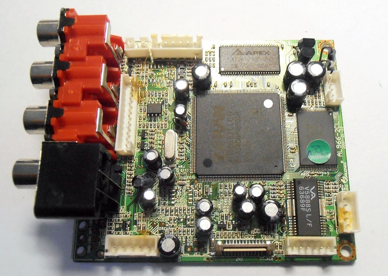 MAINBOARD DVD-7088 UNITED
