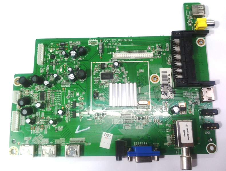 MAIN BOARD UNITED LED46X16