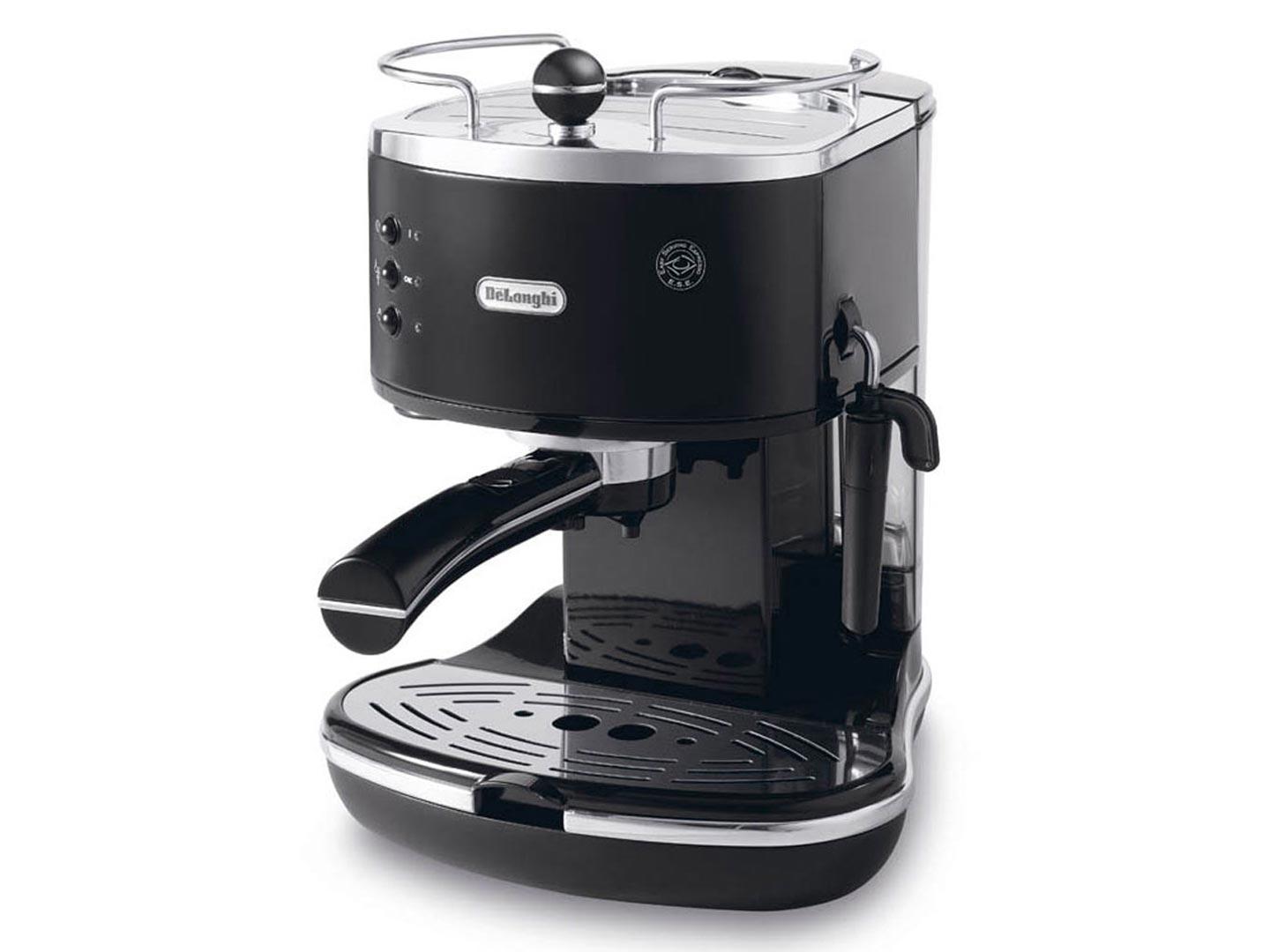 Eco310 Delonghi Macchina Da Caff Espresso Ricambi Service Tvc Bialetti Machine Mokona Rossa