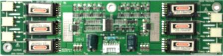 INVERTER BOARD ASSY UNITED DATA-06-20005AH