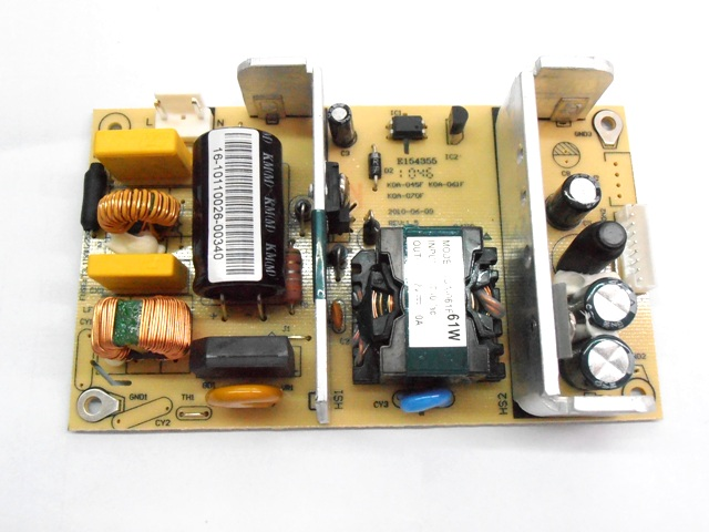POWER BOARD ASS'Y UNITED